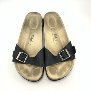 Tula by Birkenstock sandals size 38